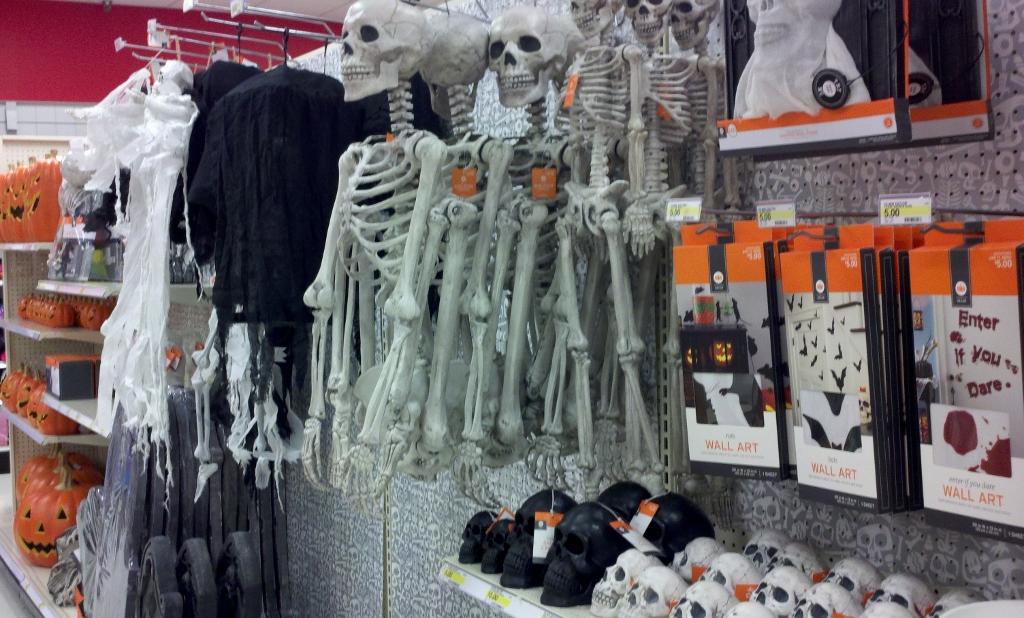 Target Halloween