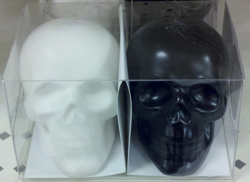 Skull Salt/Pepper shakers