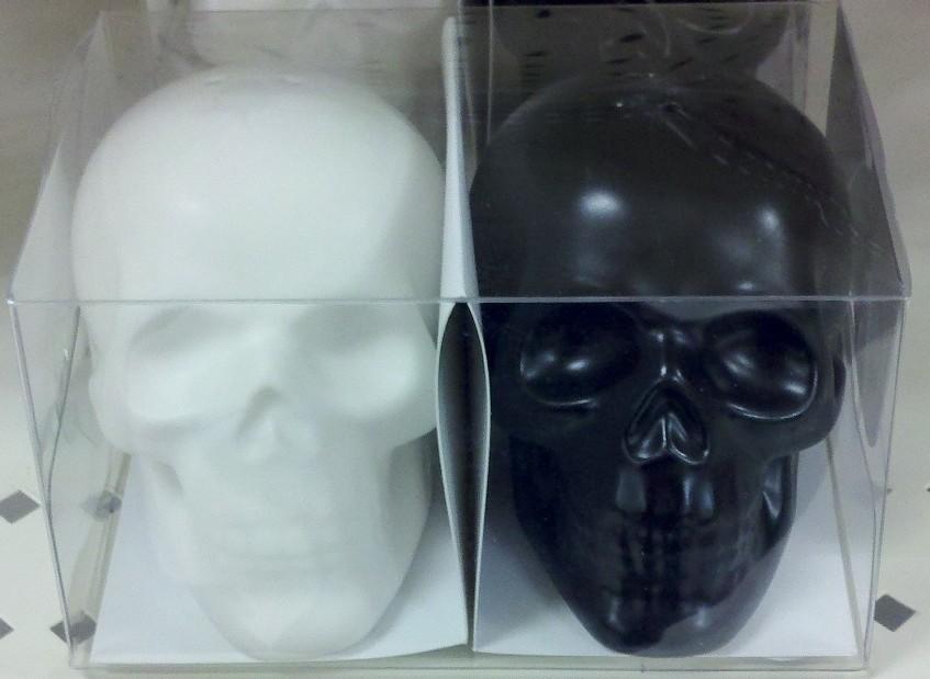 Skull Salt/Pepper shakers