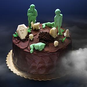 Zombie Chocoalte mold