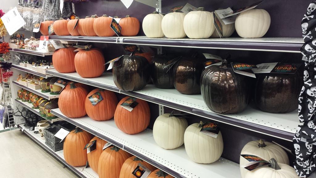 Funkin brand Pumpkins