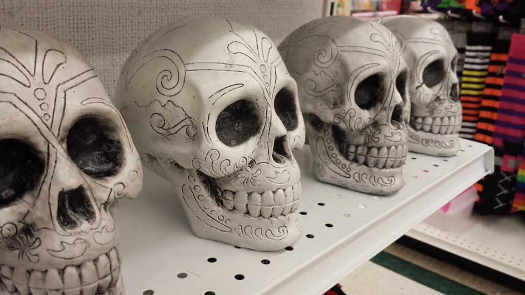 Etched Skulls
