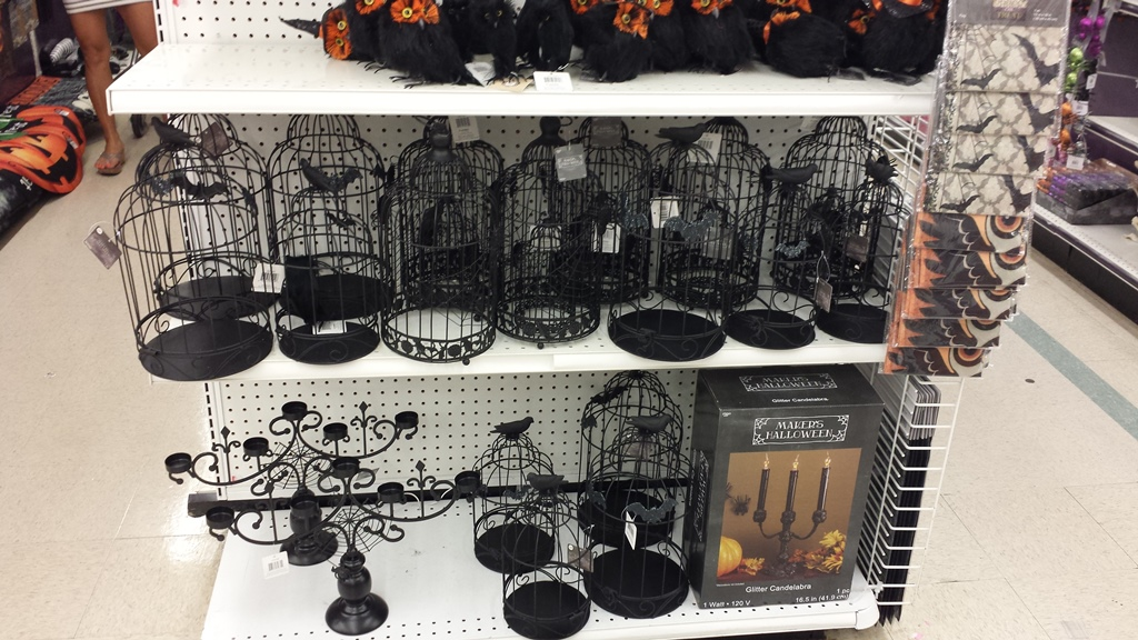 Birdcages and Candleabras