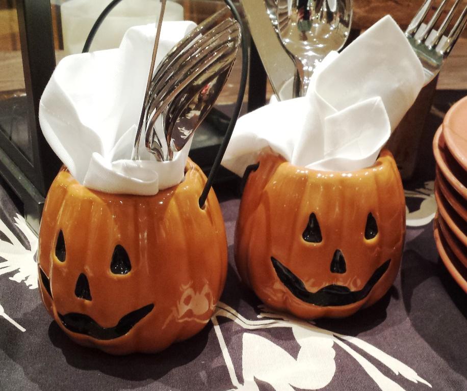 Pumpkin placeholders
