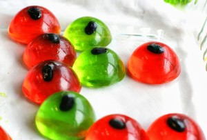 Edible Gelatin Eyes